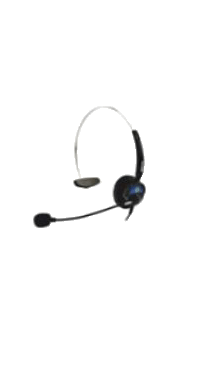Headsets for VoIP phones, including Snom and Grandstream